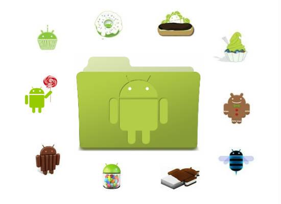 История android