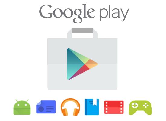 Магазин приложений Google Play Market. Приложения для Android