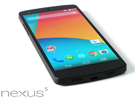 Nexus 5 обзор, характеристики, фото