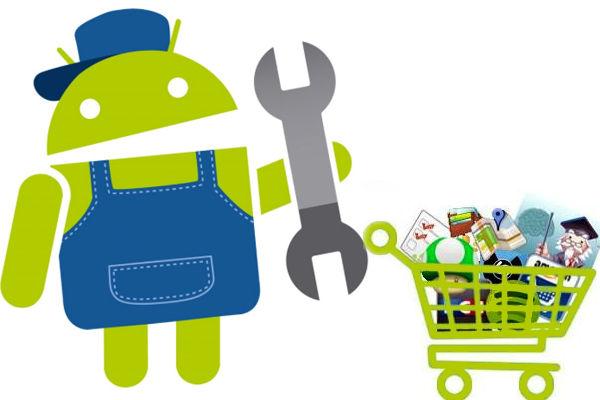 Как удалить с Android приложение