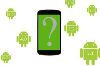 Как узнать версию android на смартфоне