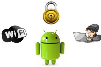 Безопасное использование Wi-Fi на android