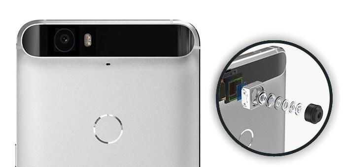 Характеристики камеры Nexus 6P