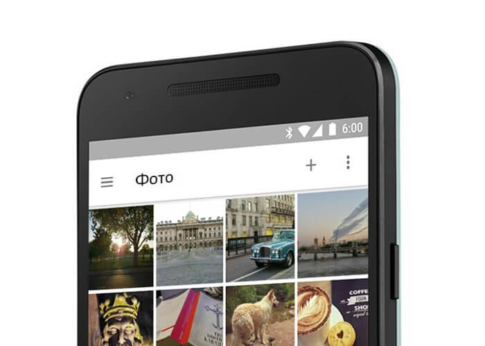 Характеристики дисплея Nexus 5x