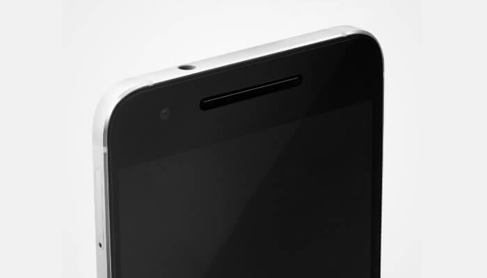 Характеристики дисплея Nexus 6P
