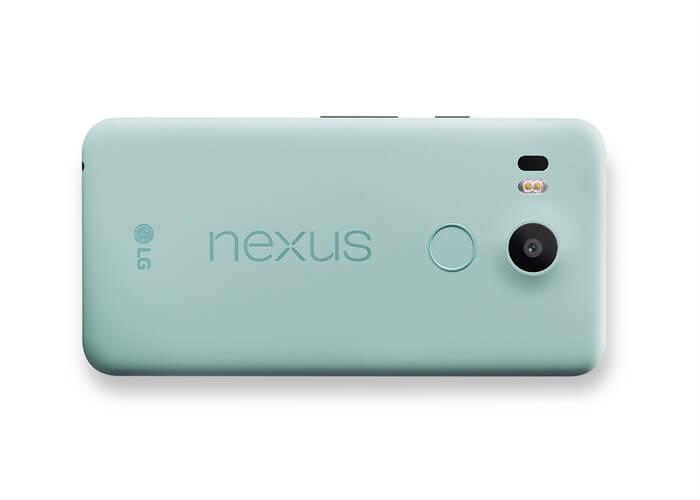Дизайн сартфона nexus 5X