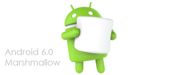 Android 6.0 Marshmallow Nexus