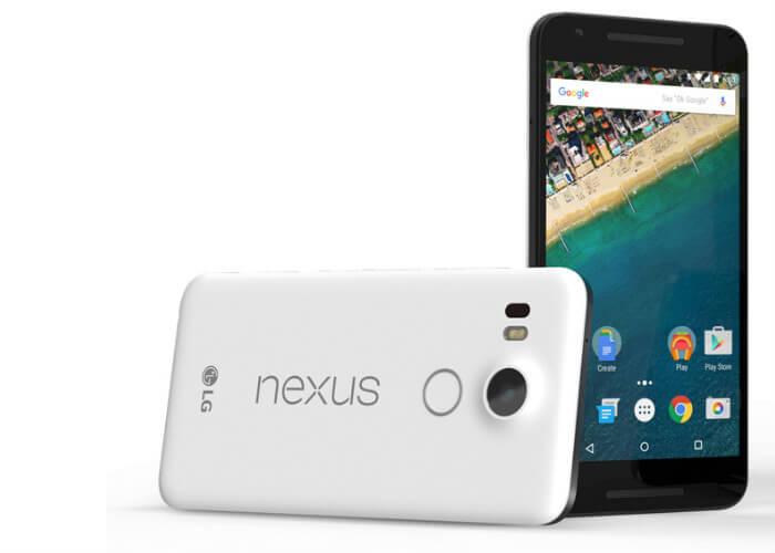 Nexus 5X обзор смартфона