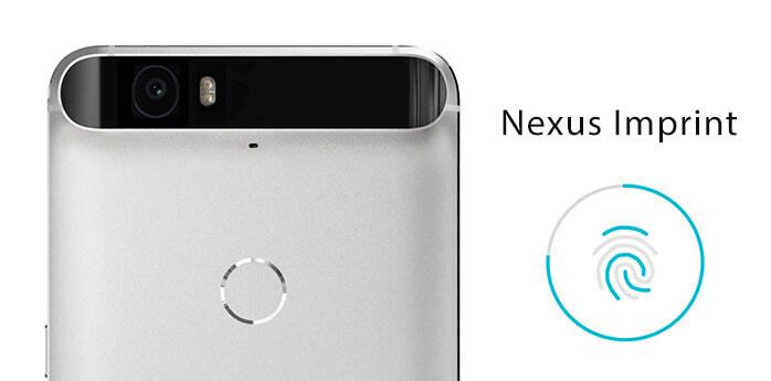 Сканер отпечатков Nexus Imprint