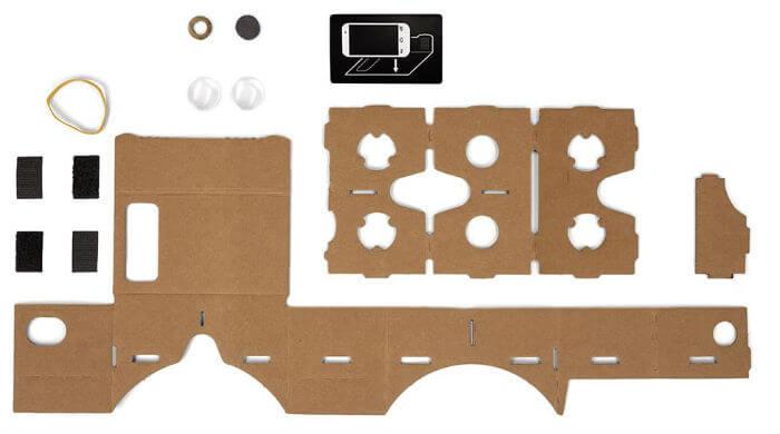 Google Cardboard в разборе