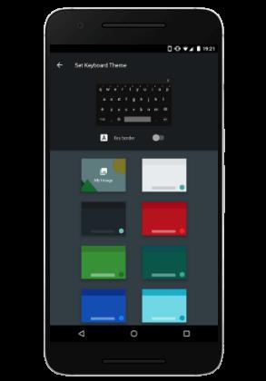 обзор Андроид клавиутура