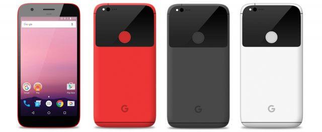 Google htc Pixel