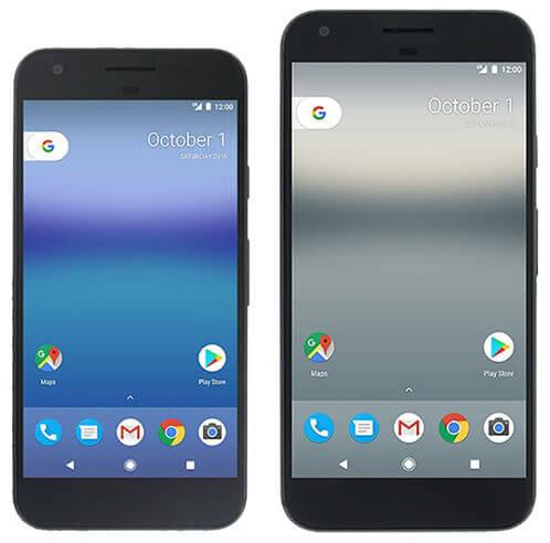 Pixel Launcher на Google Pixel