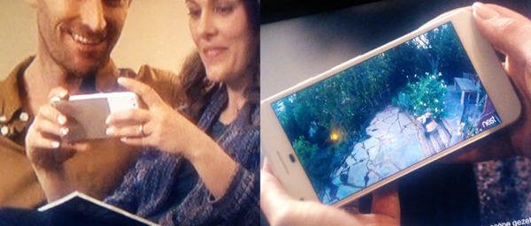 Смартфон Pixel в ролике Nest