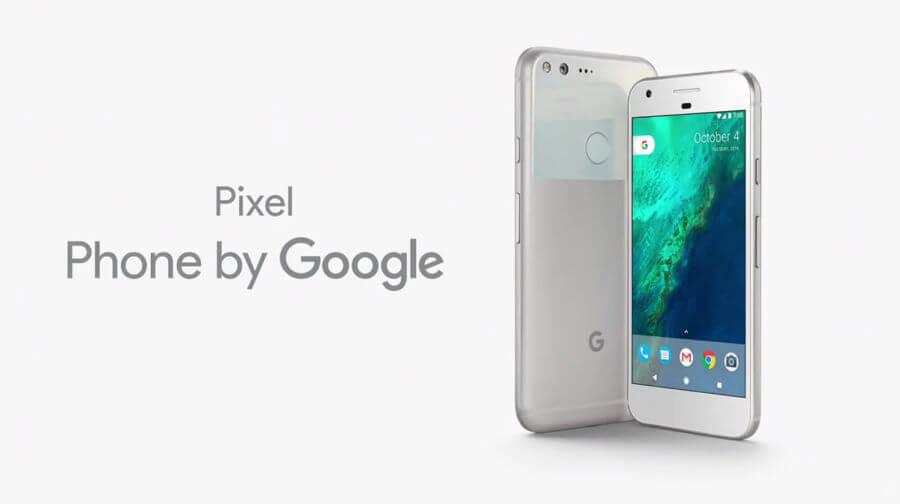 Смартфоны Google - Pixel и Pixel XL