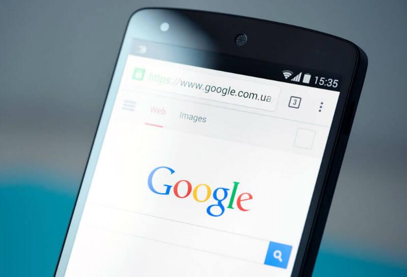 Как войти в аккаунт google