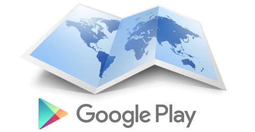 как изменить страну в play market