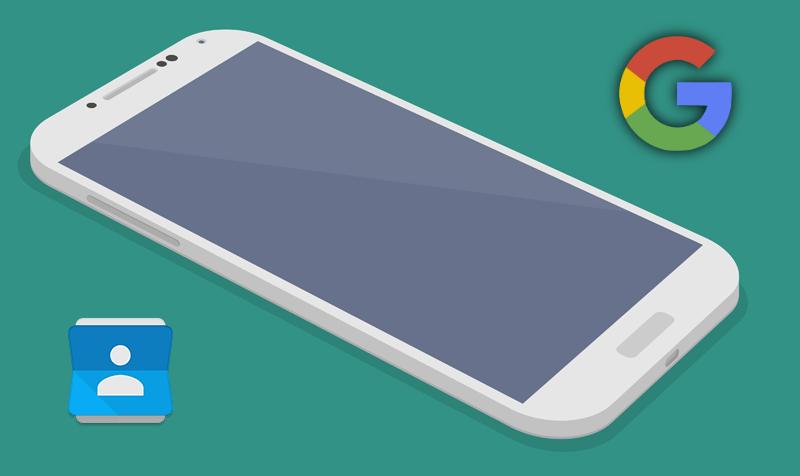 Как сохранить контакты с андроид на Google