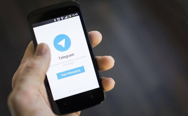 как русифицировать телеграмм на Андроид смартфоне