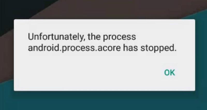 process acore
