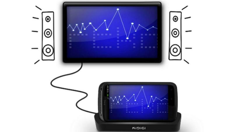 как подключить андроид к телевизору через usb