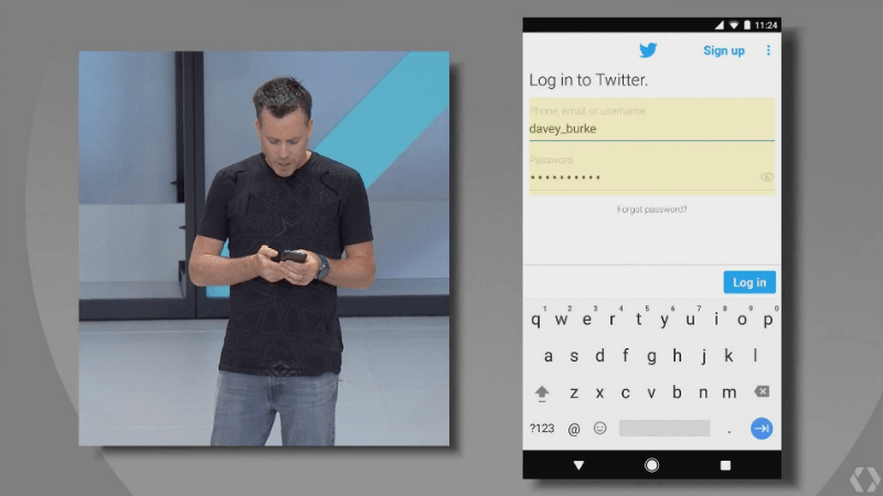 Autofill Android 8.0
