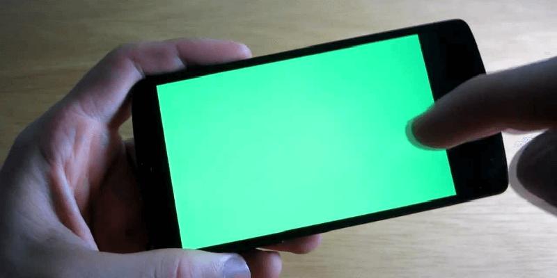 тест битых пикселей андроид