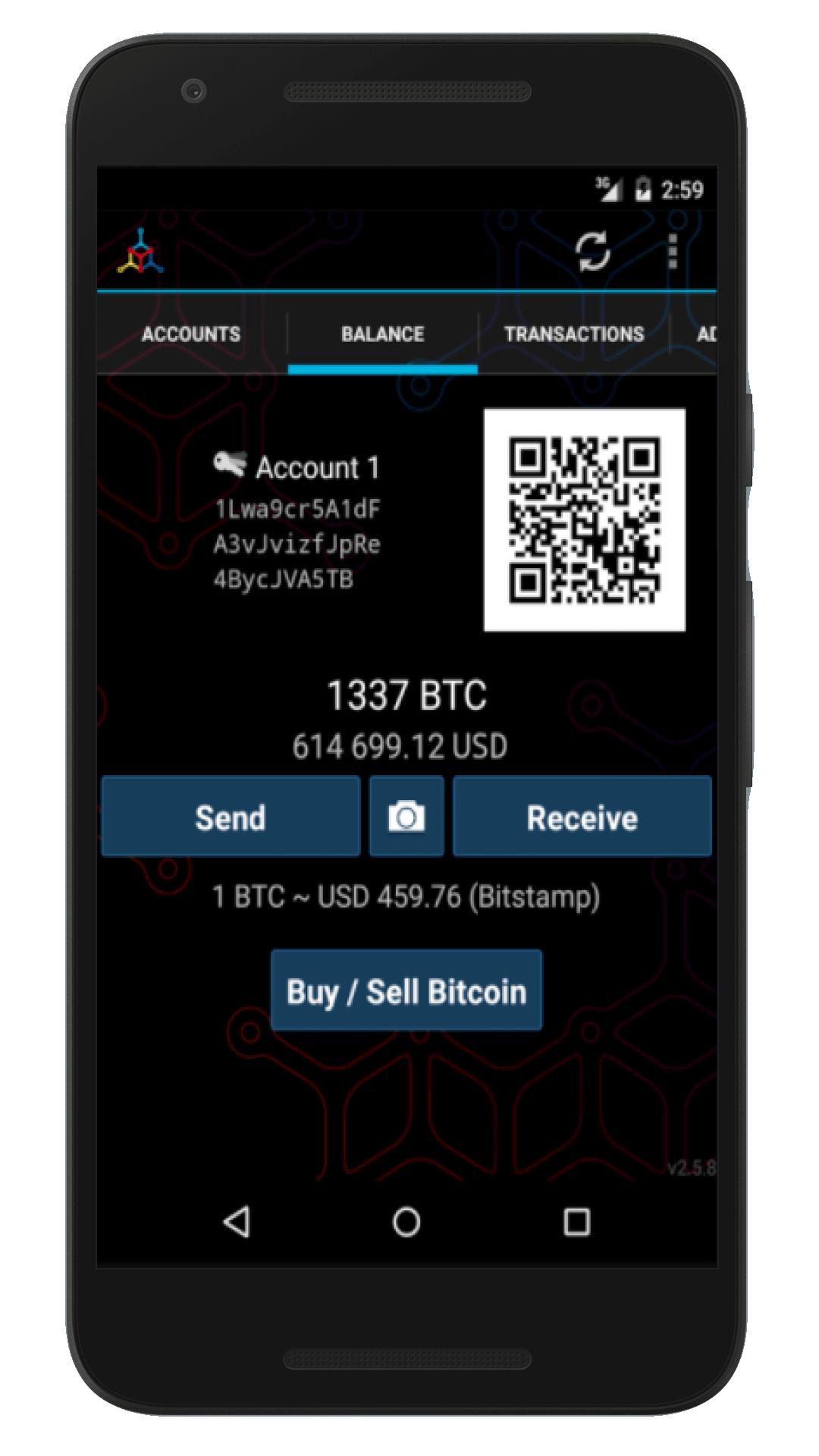 биткоин кошелек скачать на андроид