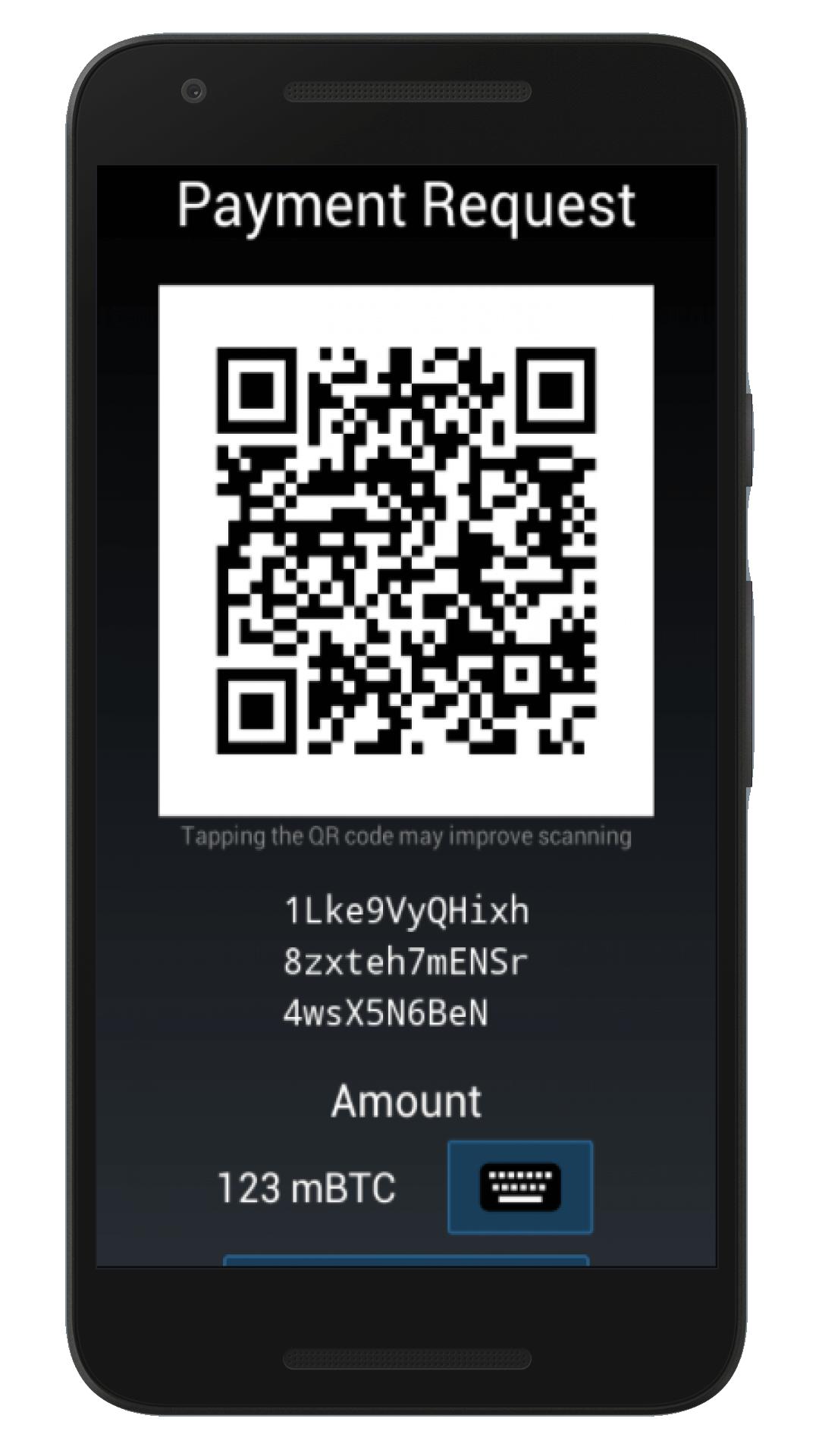 завести биткоин кошелек андроид