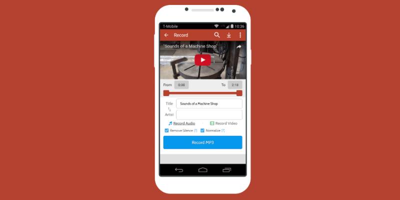 скачать видео с ютуба на андроид программа