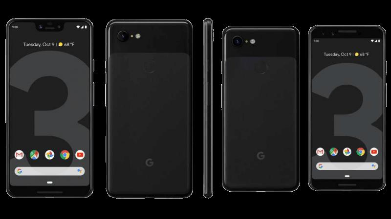 презентация google pixel 3