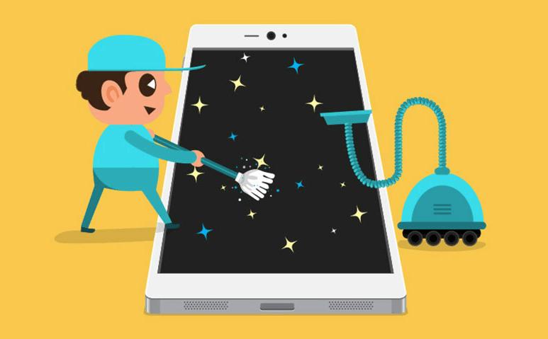 как очистить озу на планшете андроид