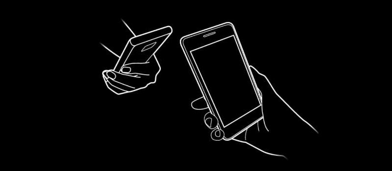 android beam как включить