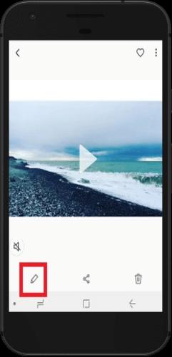 как обрезать видео на андроиде