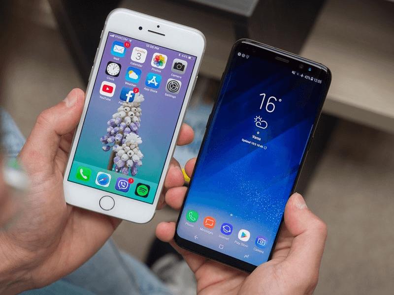 как перенести номера с андроида на айфон