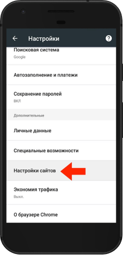 гугл хром как отключить уведомления с сайтов