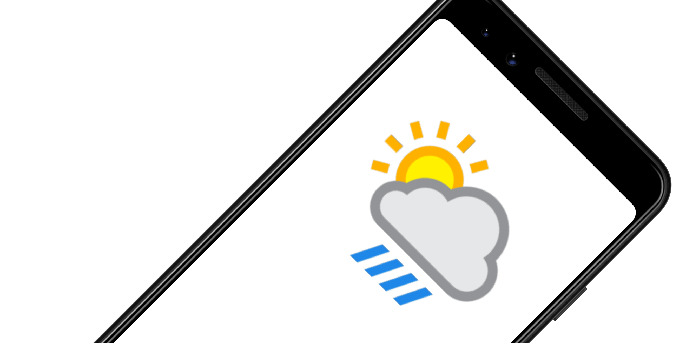 Как вывести погоду на экран андроида